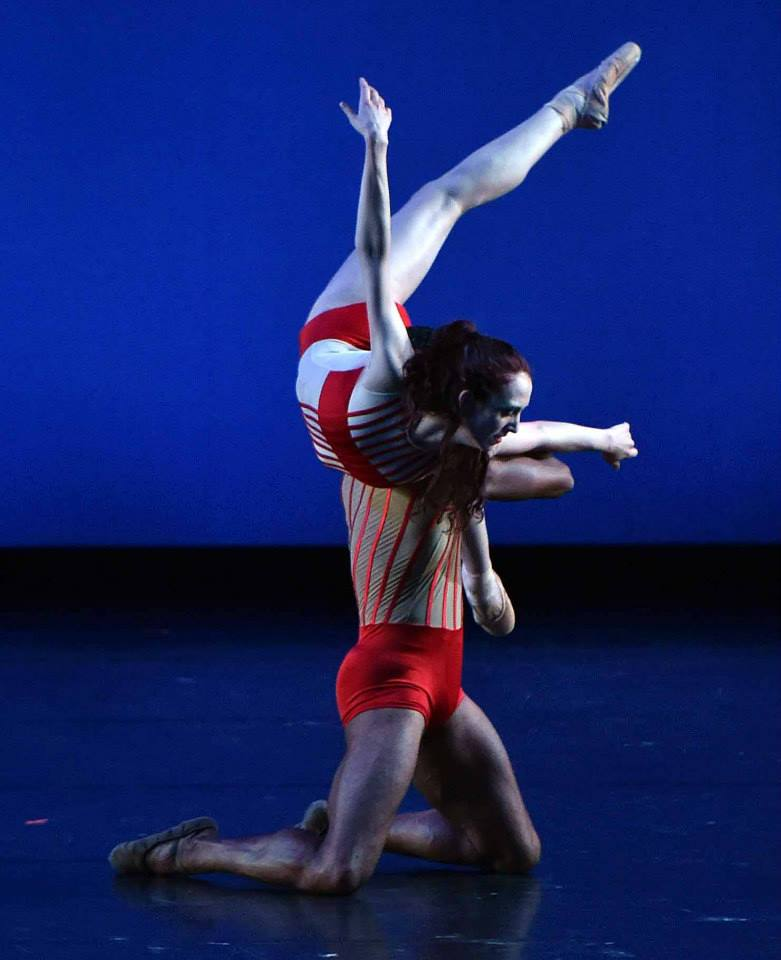 """Blushing"", choreography: Peter Quanz"